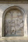 VI. Station Jesus vor Pilatus
