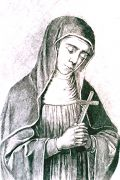 Anna Katharina als Augustinernonne