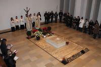 Gedenkfeier am Grab der Anna Katharina Emmerick